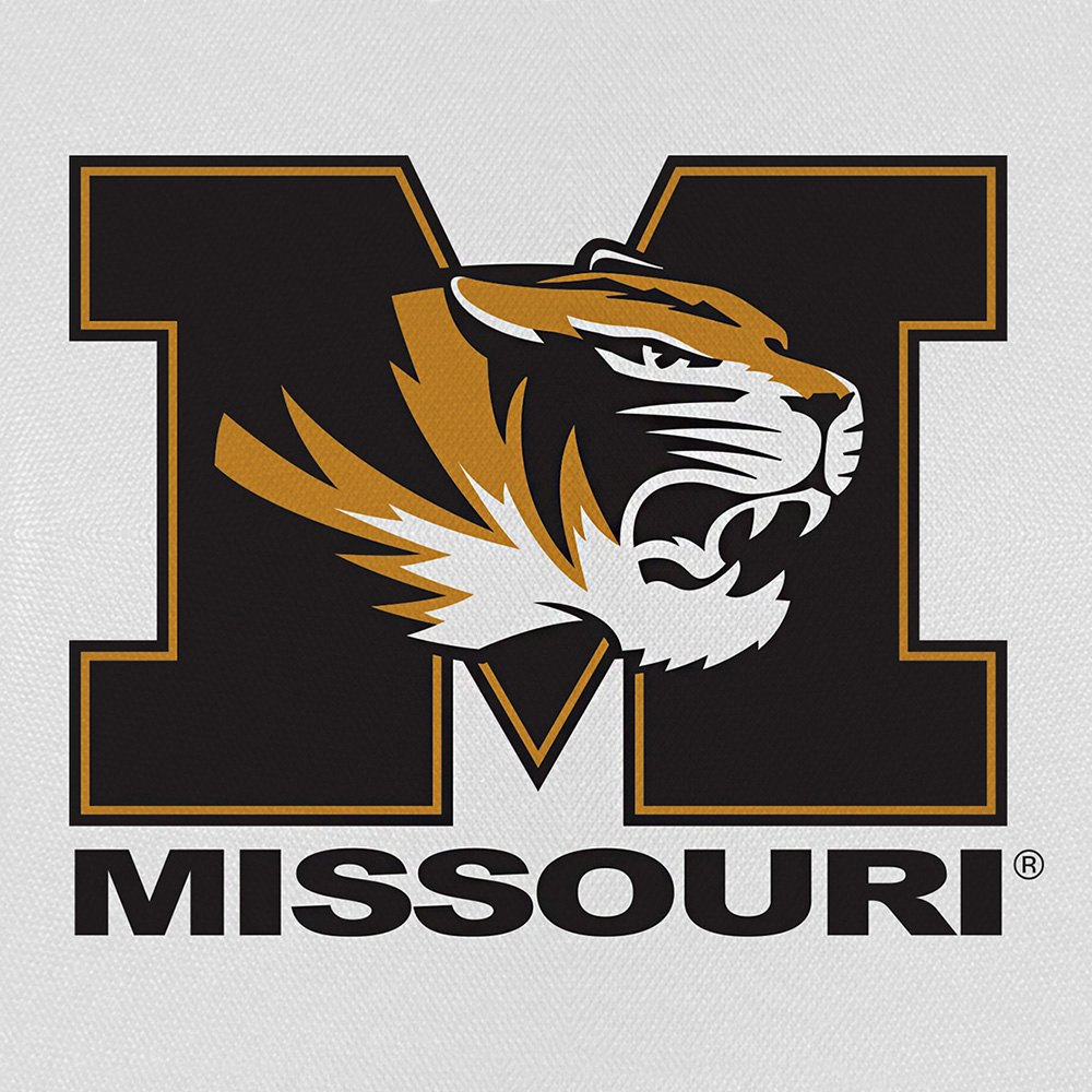Installed Licensed Collegiate Custom Seat Covers With The University Of Missouri LogoCoverkingR