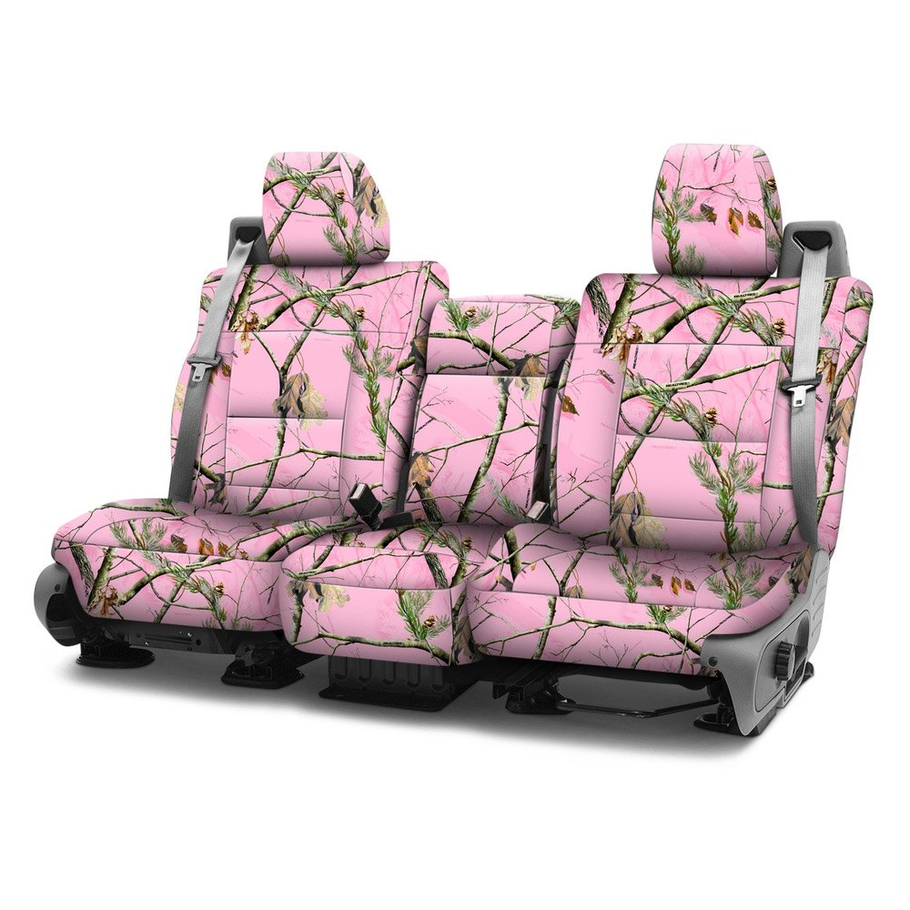 Coverking 174 Cscrt07fd7093 Realtree 2nd Row Camo Ap Pink