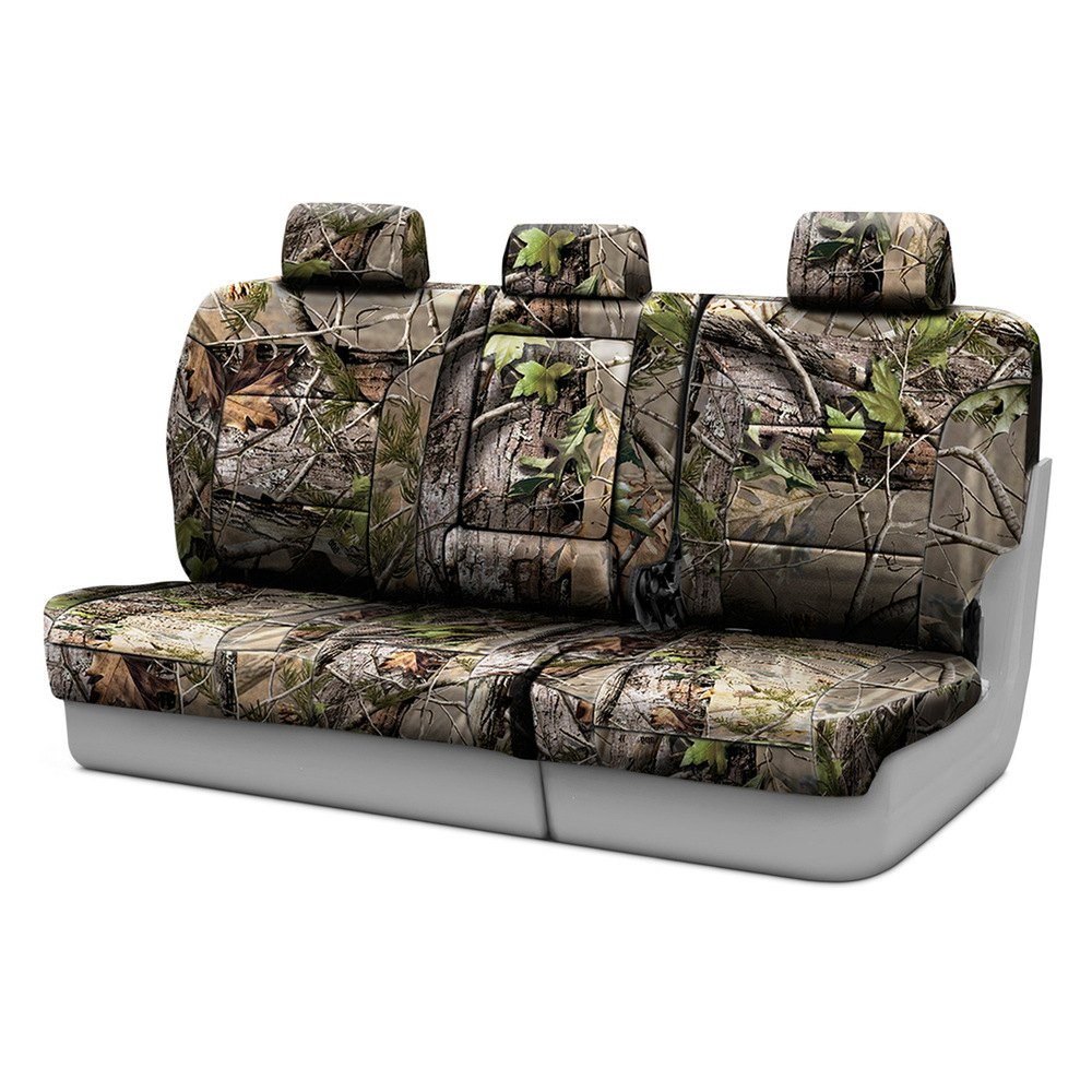 realtree 3rd row camo apg custom seat covers coverking camo seat