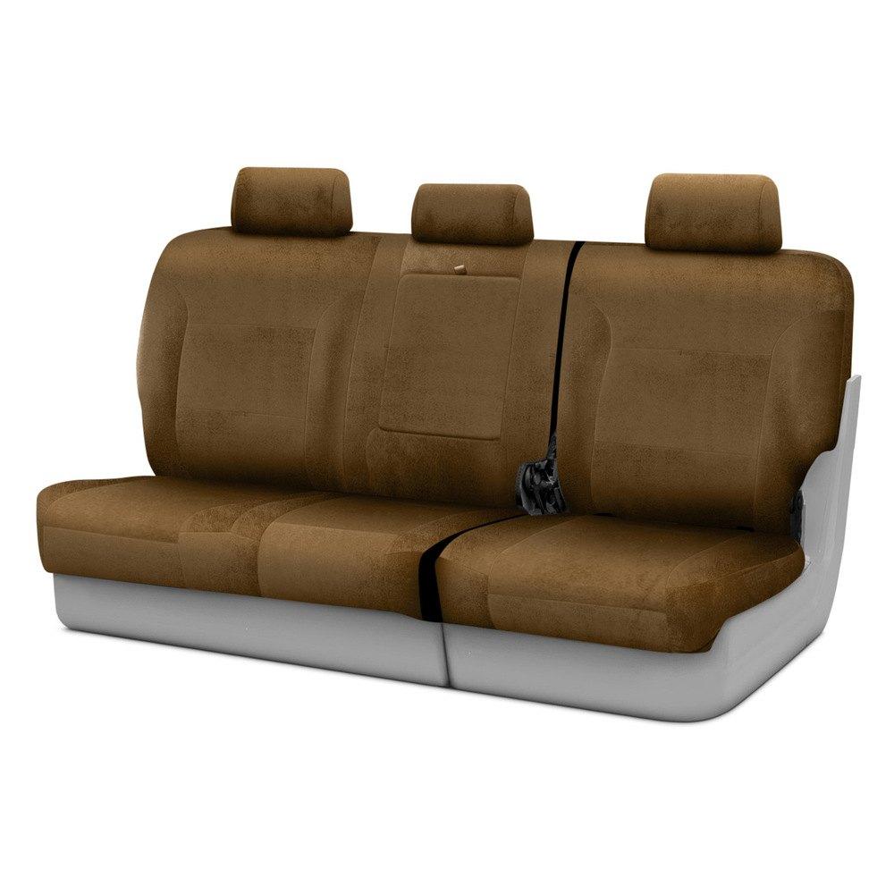 Acura MDX 2003-2006 Velour Custom Seat Covers