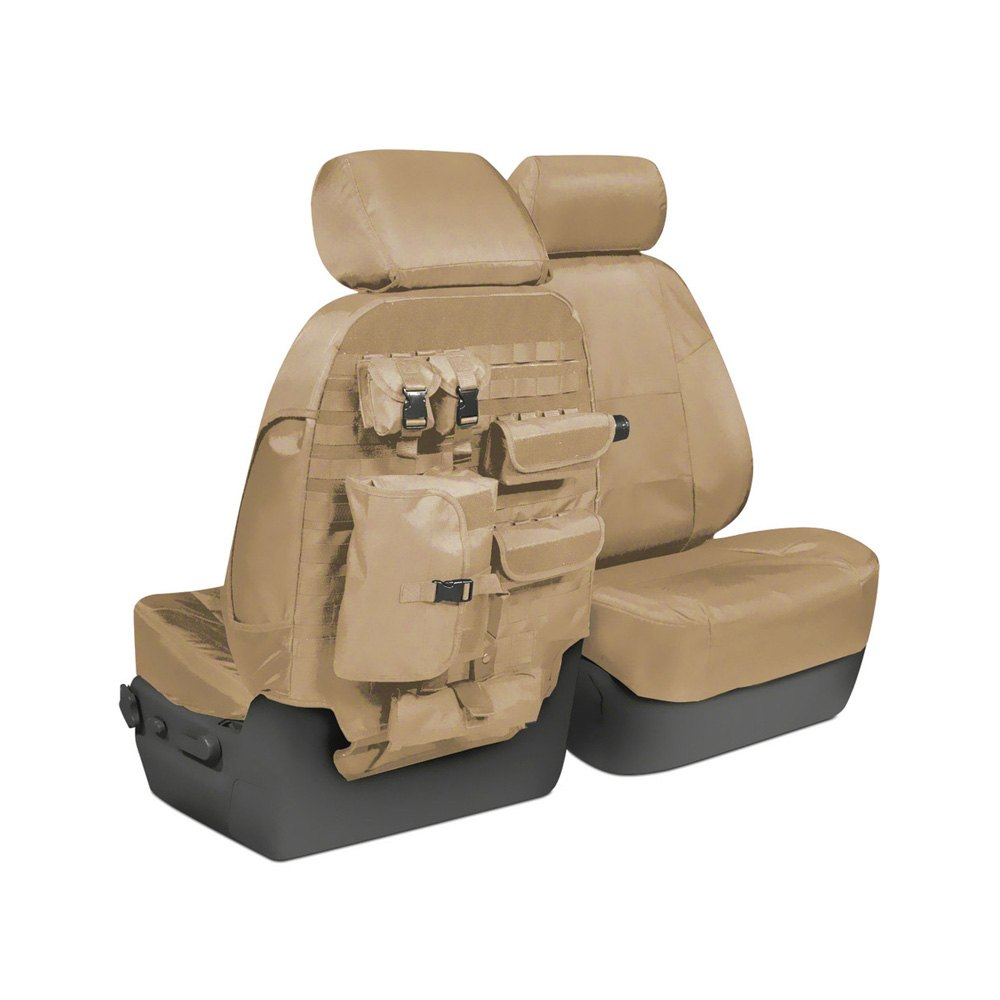 Coverking 174 Cordura Ballistic Tactical Custom Seat Covers