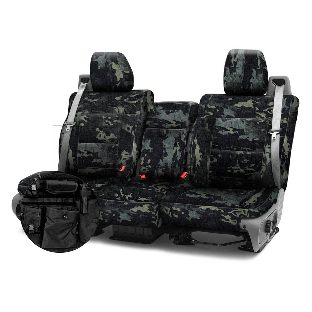 Coverking Tactical Seat Covers Best Price On Cover King