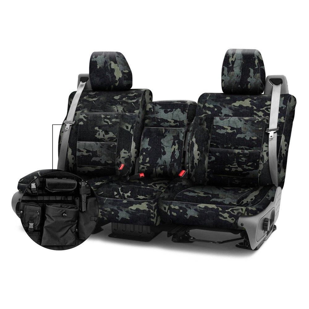 Coverking 174 Multicam Tactical Camo Custom Seat Covers