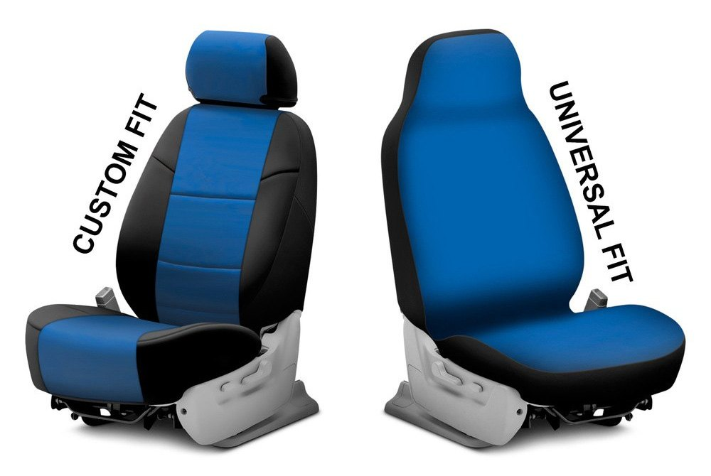Licensed Collegiate Custom Seat Covers With