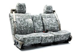Digital Camouflage Seat Covers Jungle