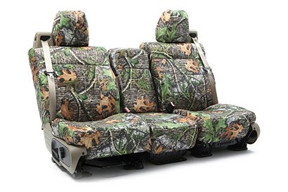 Coverking® - Custom Camouflage Seat Cover with Mossy Oak Obsession Pattern