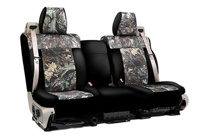 Coverking® - Custom Camouflage Seat Cover with RealTree Advantage Timber Pattern