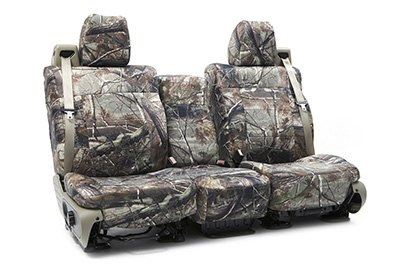 Coverking® - Custom Camouflage Seat Cover with RealTree AP Pattern