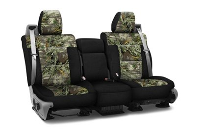 Coverking® - Custom Camouflage Seat Cover with RealTree Max-1
