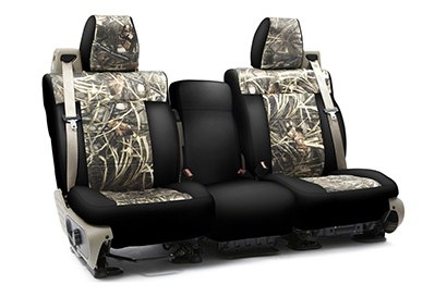 Coverking® - Custom Camouflage Seat Cover with RealTree MAX-4 Pattern