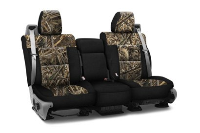 Coverking® - Custom Camouflage Seat Cover with RealTree Max-5