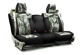 Traditional Camouflage Seat Covers Urban