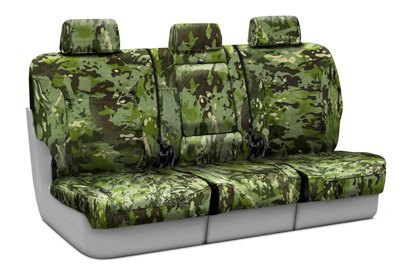 Coverking® - Multicam™ Camo Tropic Custom Seat Covers