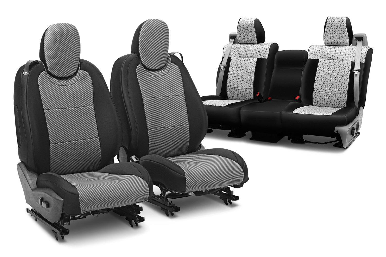Designer Printed Neosupreme Custom Seat Covers 2