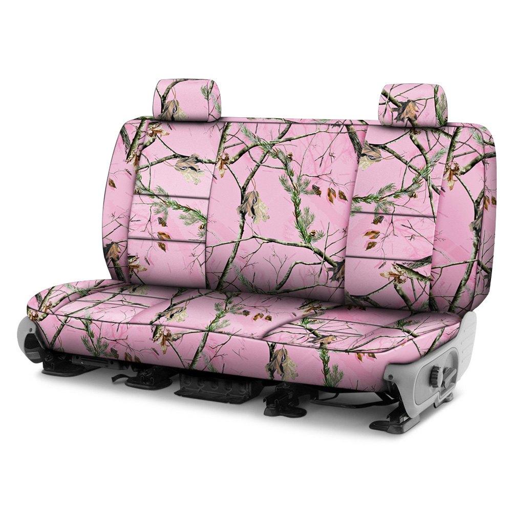 Terrific Coverking Cscrt07Tt9456 Realtree 1St Row Camo Ap Pink Custom Seat Covers Bralicious Painted Fabric Chair Ideas Braliciousco