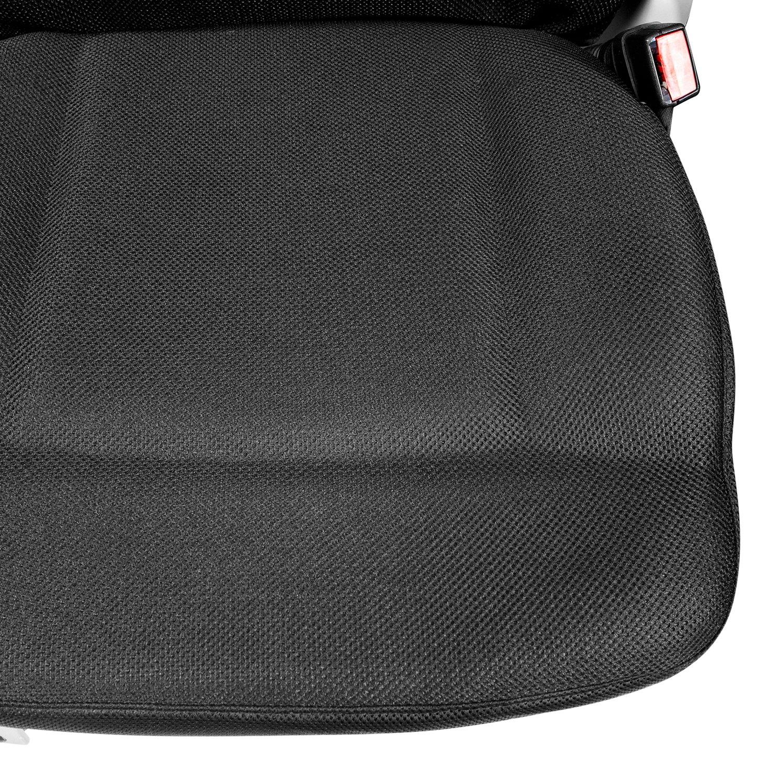 Thermoformed Molded Black Custom Seat CoversCoverkingR