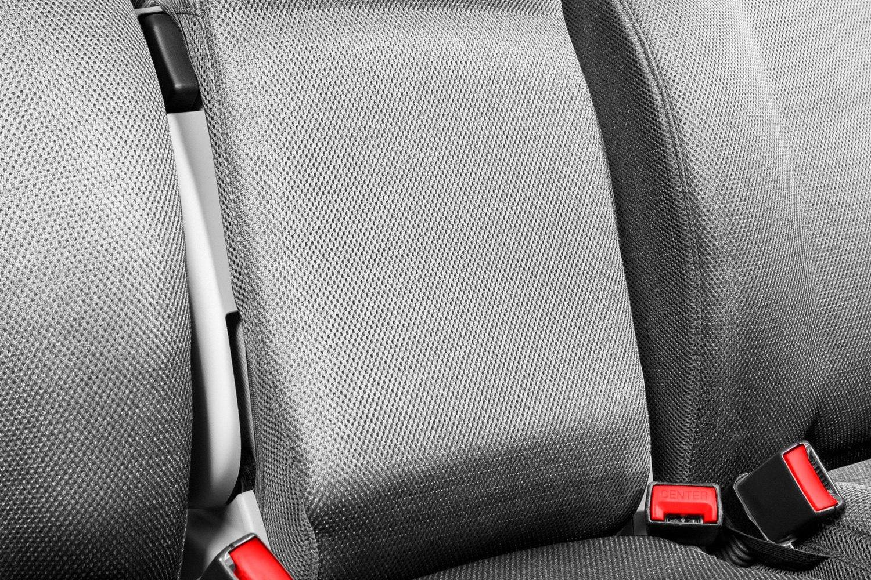 Thermoformed Molded Gray Spacer Mesh Custom Seat CoversCoverkingR