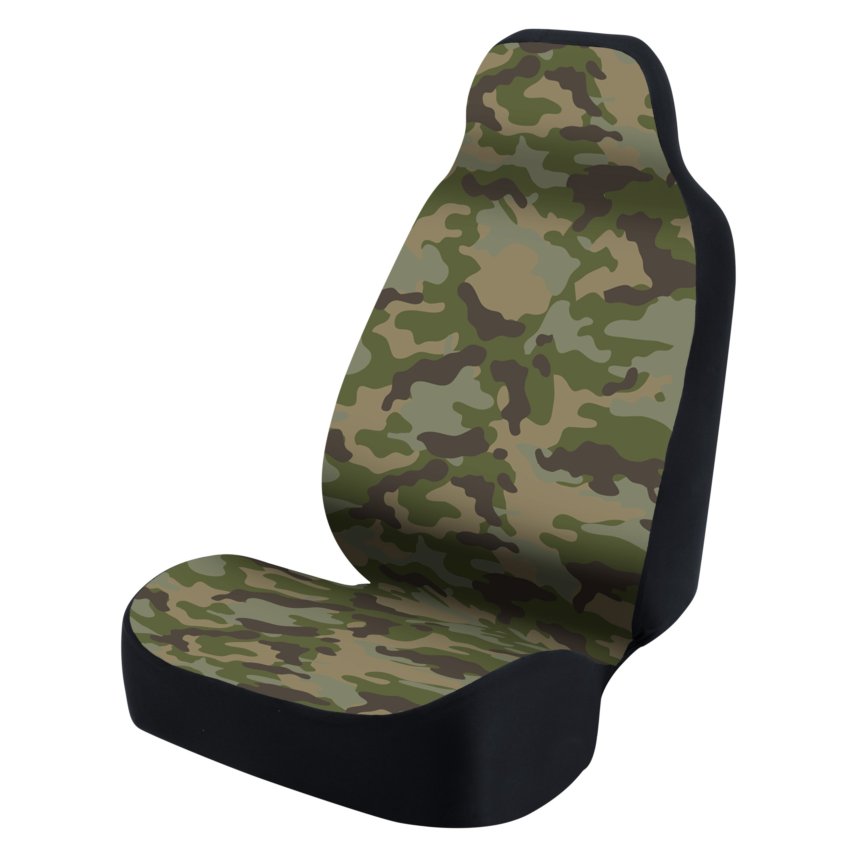 Coverking 174 Traditional And Digital Camo Seat Cover