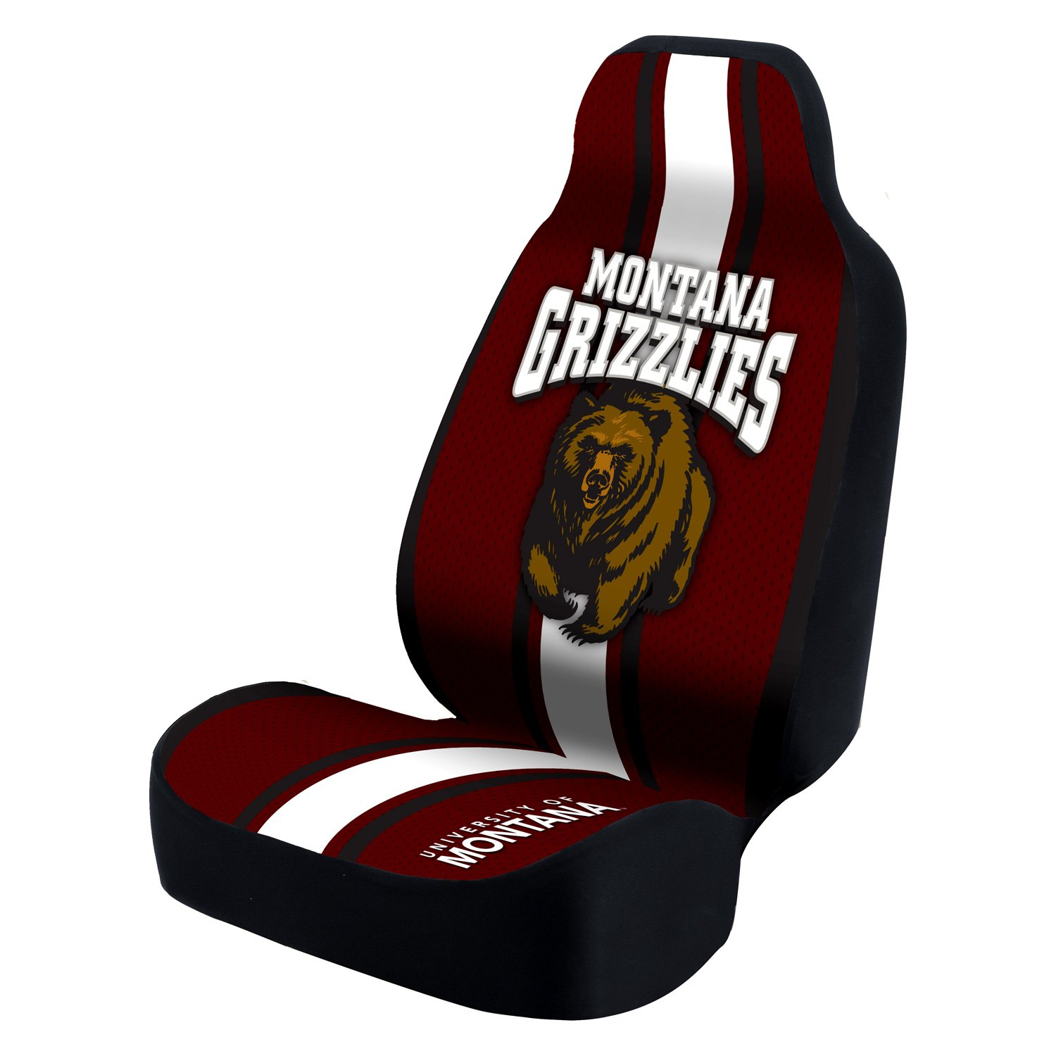 Coverking® USCSELA043 - Collegiate Seat Cover (University of Montana ...