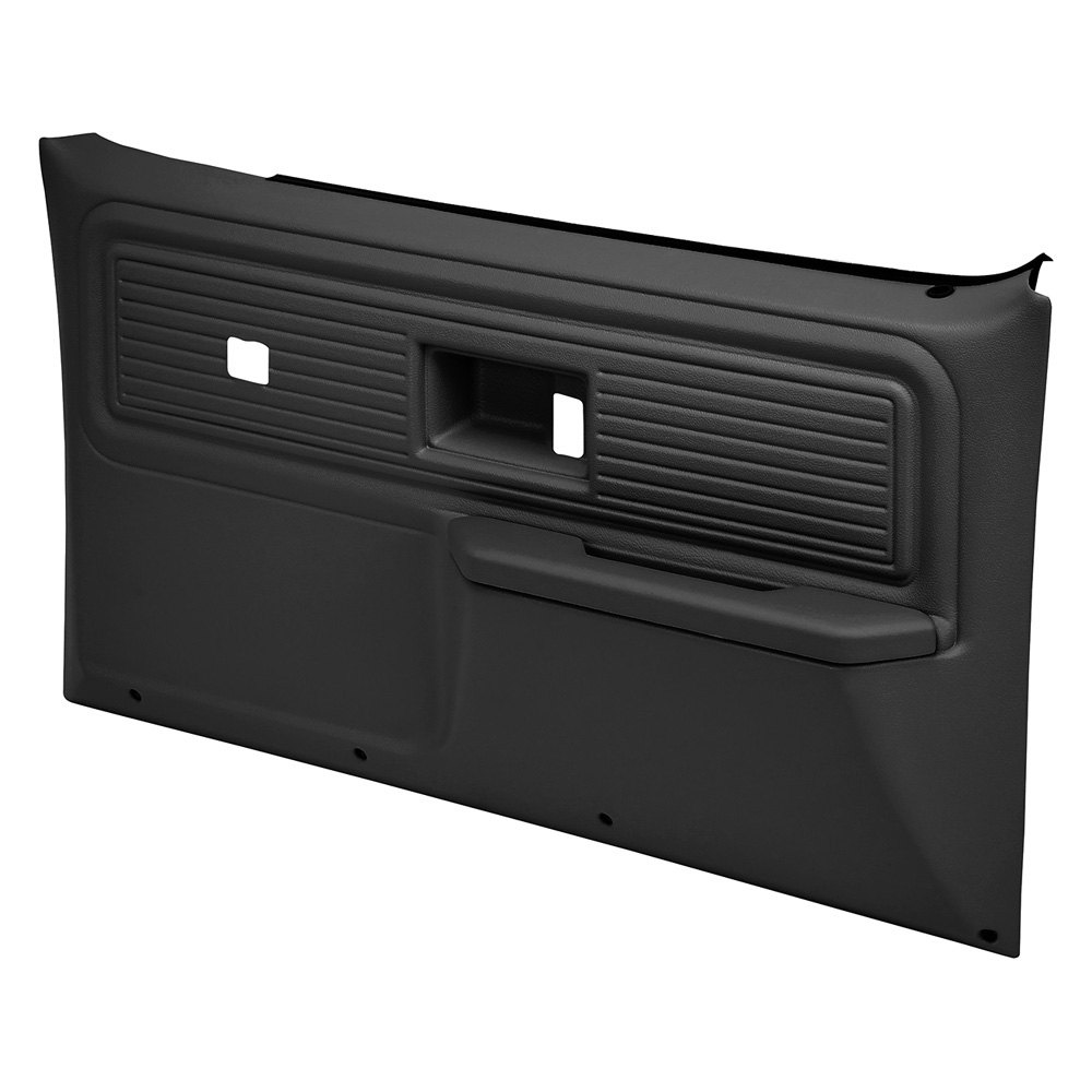For Gmc Jimmy 77 80 Coverlay 18 34w Blk Driver Amp Passenger