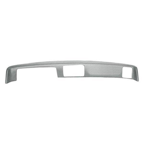For Chevy Malibu 78-81 Coverlay Light Gray Dash Cover W