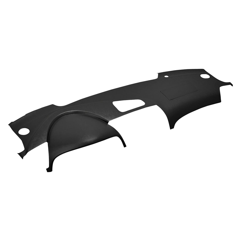 Coverlay 30-408LL-BLK - Black Dash Cover