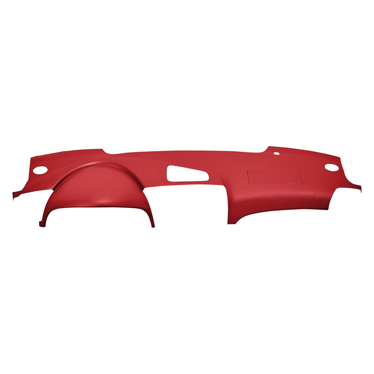 For Acura TL 2004-2008 Coverlay 30-408LL-RD Red Dash Cover