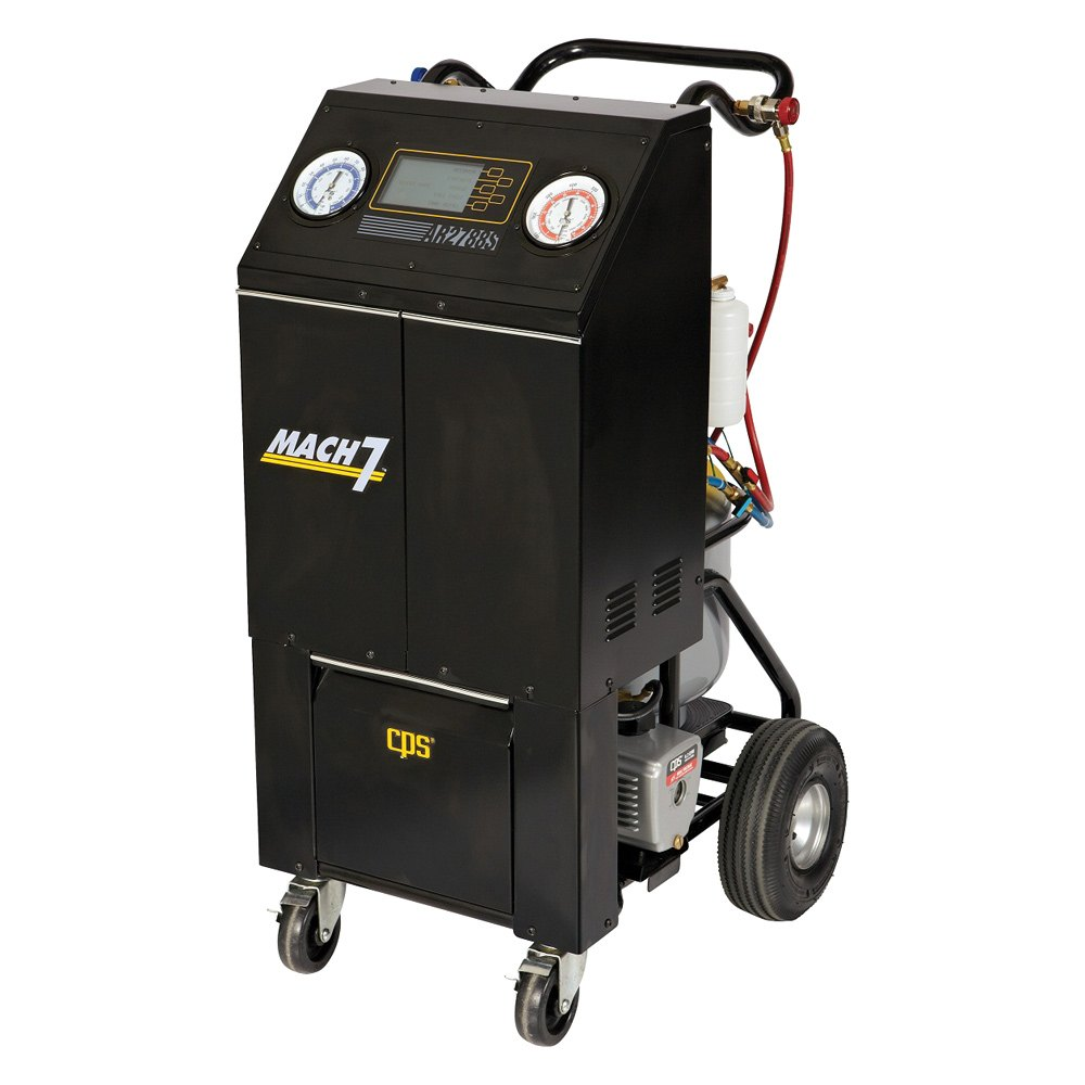 cps refrigerant recovery machine