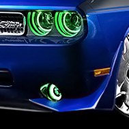 CPX® - Foilers on Dodge Challenger