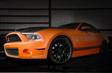 CPX® - Foilers on Ford Mustang