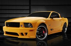 CPX® - Foilers on Ford Mustang CARID