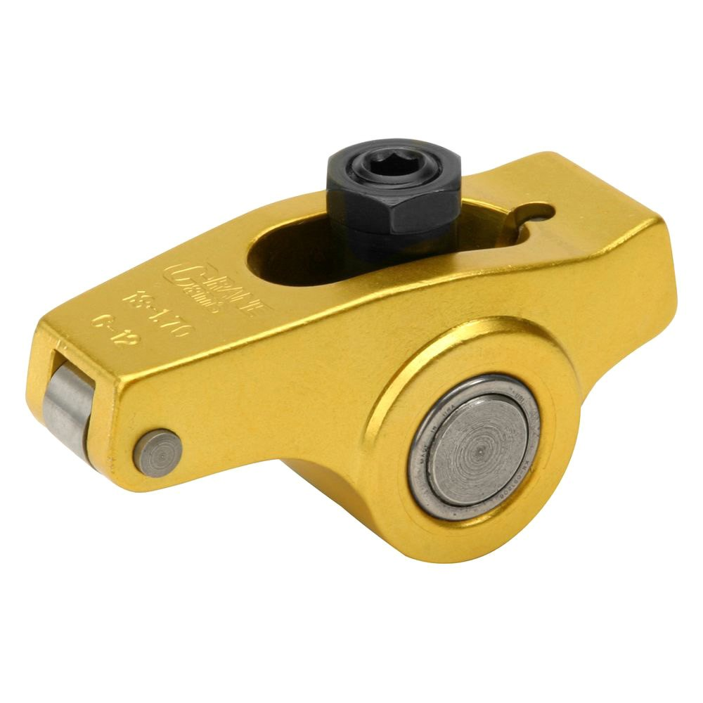 Crane Cams® 11772-16 - Gold Race Extruded Rocker Arm