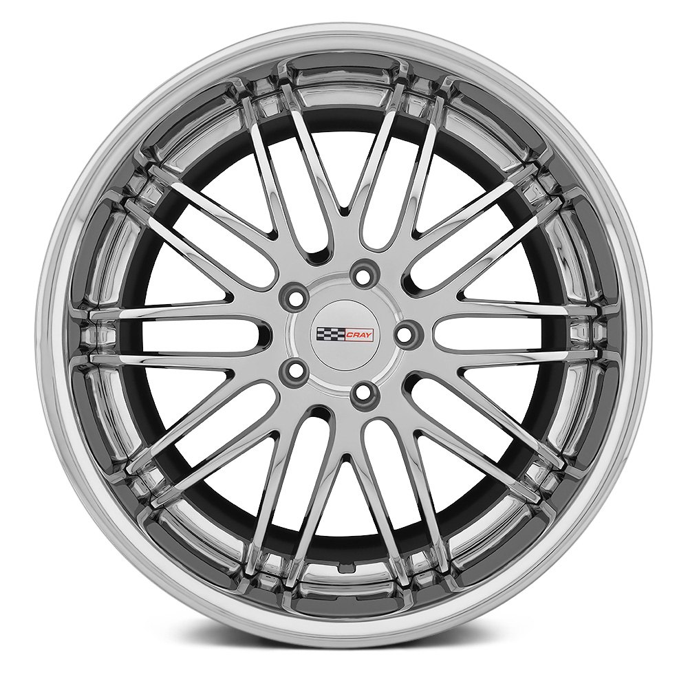 cray 174 hawk wheels chrome rims