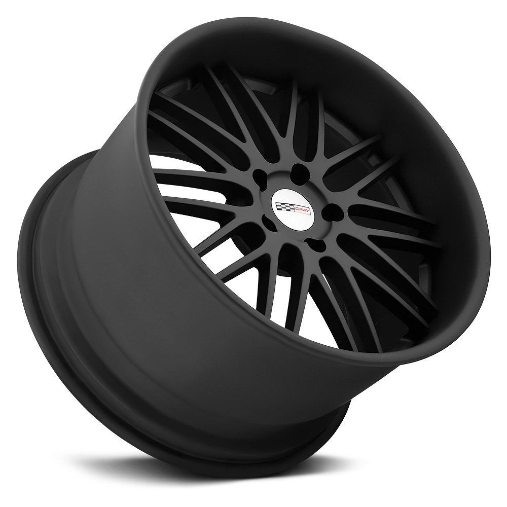 cray 174 hawk wheels matte black rims