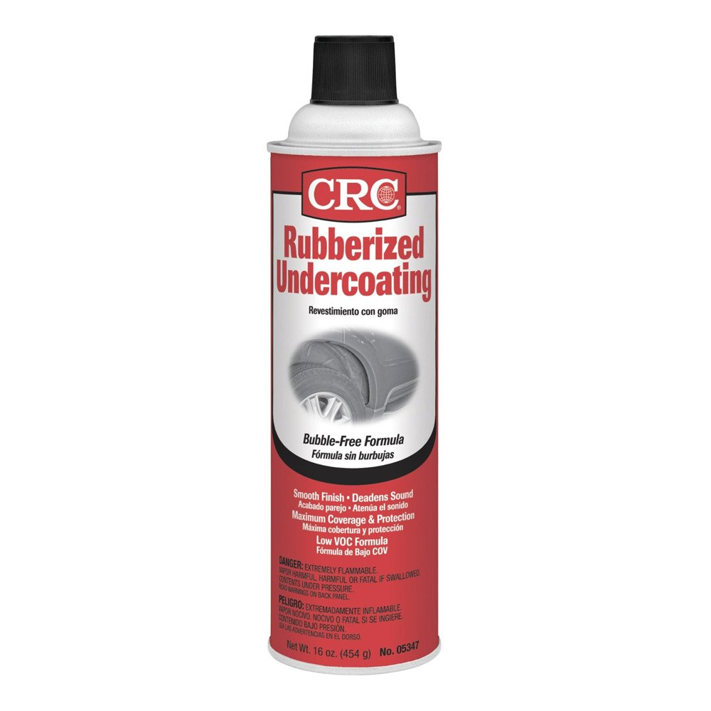 Car Detailing Prices >> CRC® 5347 - Rubber Spray Undercoat