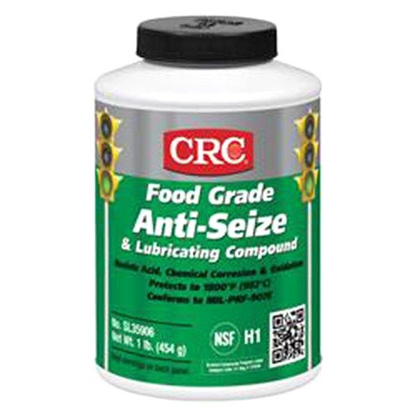 Crc sl35906 food grade anti seize compound for Anti projection cuisine