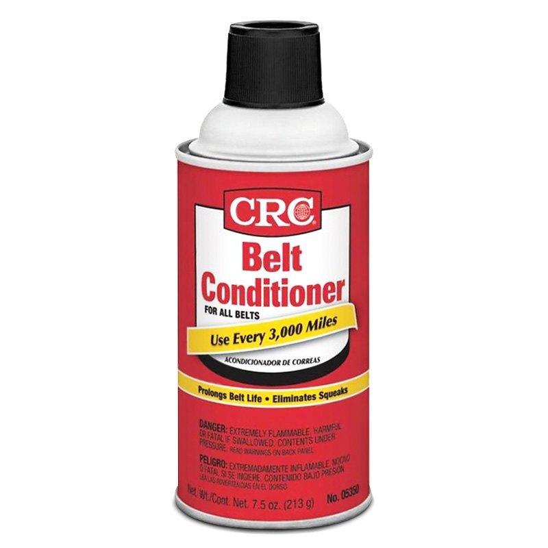 crc 174 05350 belt dressing conditioner 7 5 oz