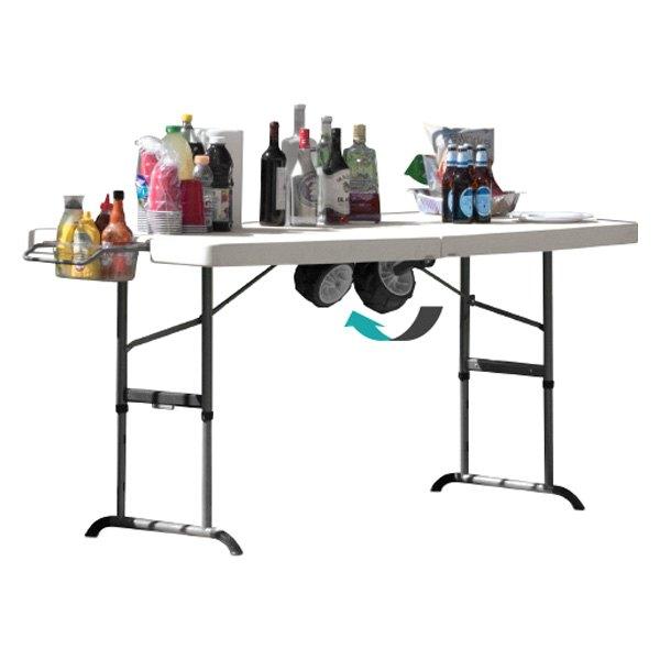 Creative Outdoor®   Revolutionary Rolling TableCreative ...