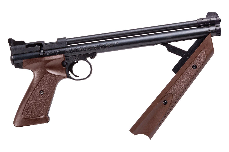crosman p1377br american classic pump pistol