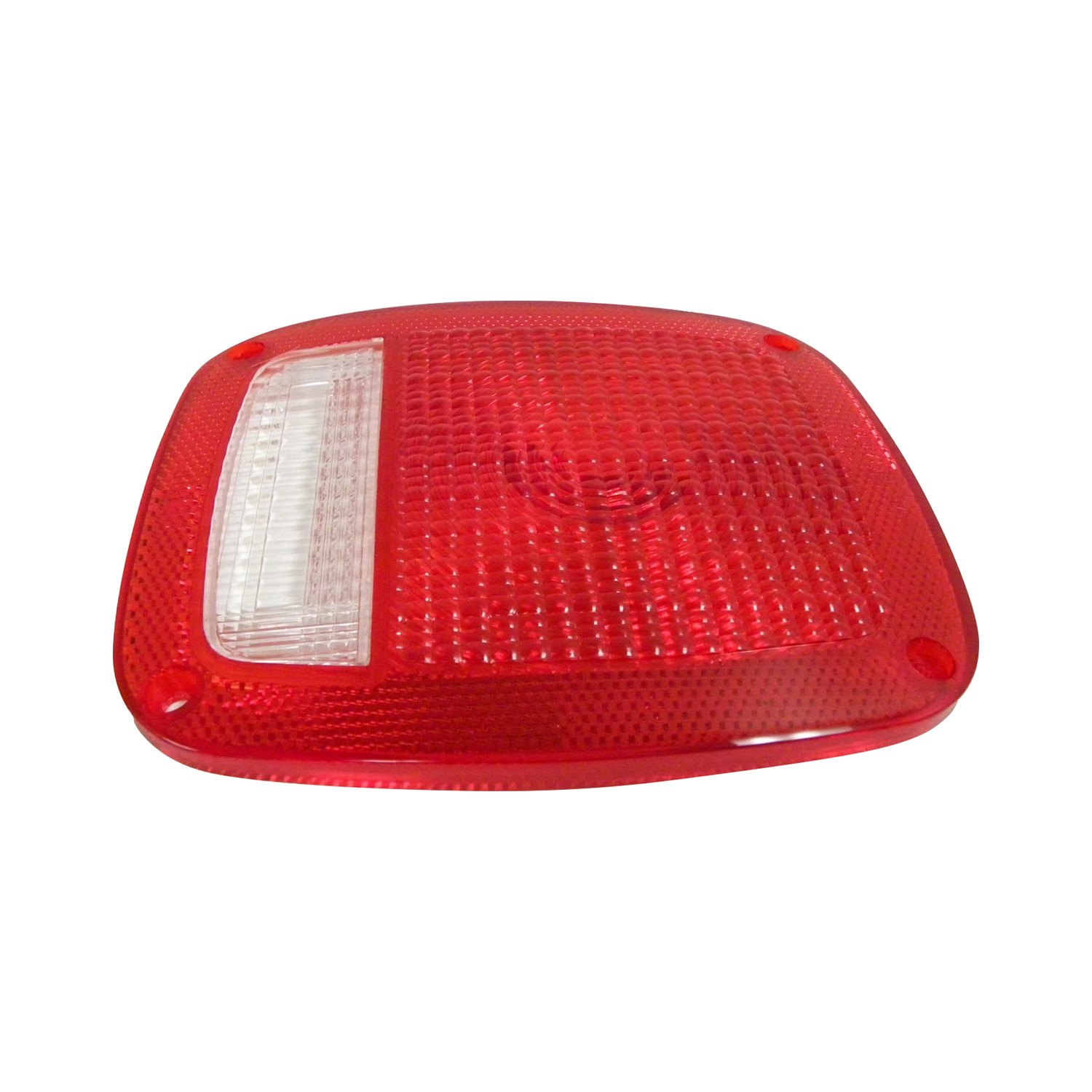 Jeep Tail Light Lenses : Crown jeep wrangler replacement tail light lens