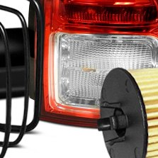 Crown Replacement Tail Lights