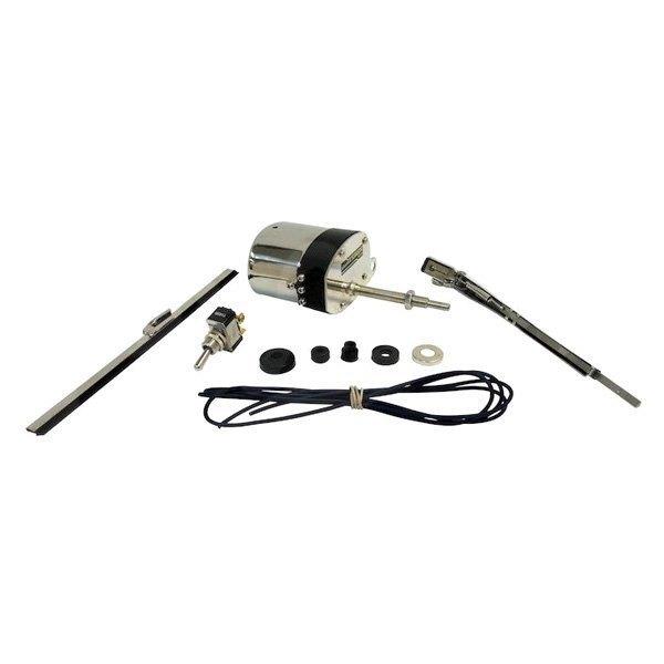 Crown 12vst windshield wiper motor kit for Windshield wiper motor kit
