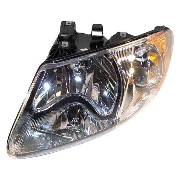 Dodge Grand Caravan 2005 Replacement Headlight