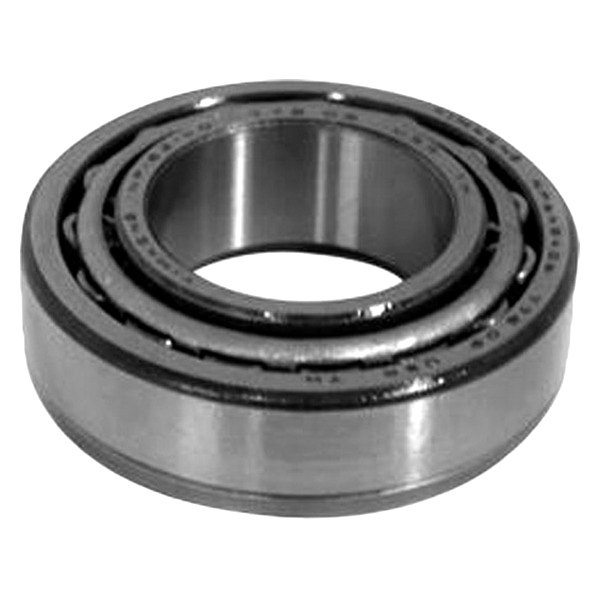 Spindle Axle With Bearing : Crown aa rear outer axle shaft bearing