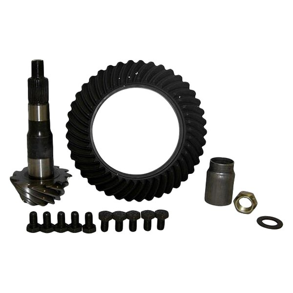 Crown And Pinion : Crown ab rear ring and pinion gear set