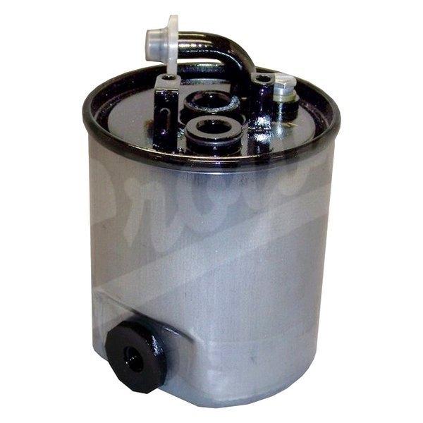 Diesel Fuel Filtration Sock : Crown diesel fuel filter