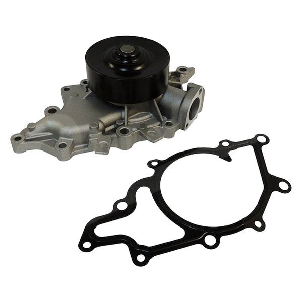 crown jeep grand cherokee 2004 engine coolant water pump. Black Bedroom Furniture Sets. Home Design Ideas
