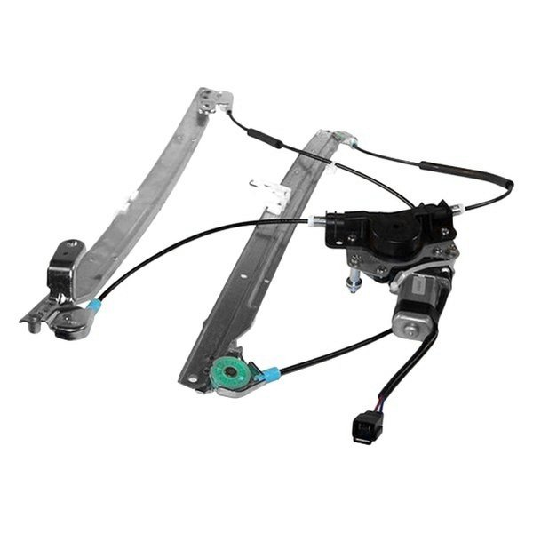 crown dodge caravan 2001 front power window regulator