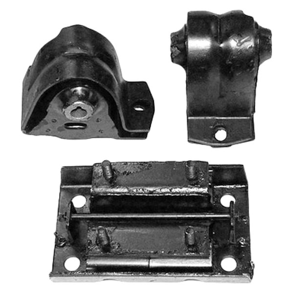 crown jeep wrangler 2005 engine mount kit