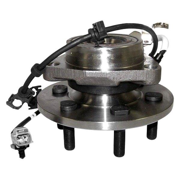 crown dodge dakota 2002 2003 wheel bearing and hub assembly. Black Bedroom Furniture Sets. Home Design Ideas